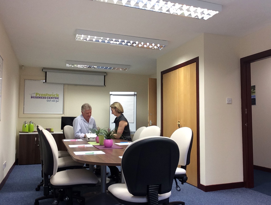 Meeting Room Prestwick Business Centre